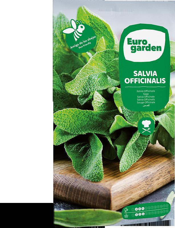 Mockup Sobre Eurogarden Aromáticas Salvia Officinalis